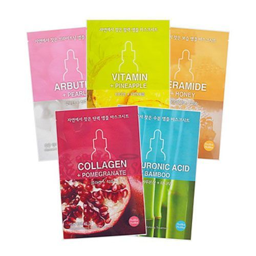 Essence Ampoule Mask Sheet Holika Holika