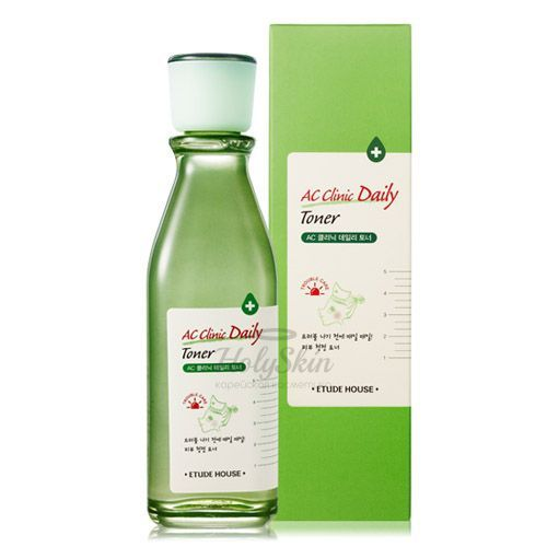 AC Clinic Daily Toner Etude House купить