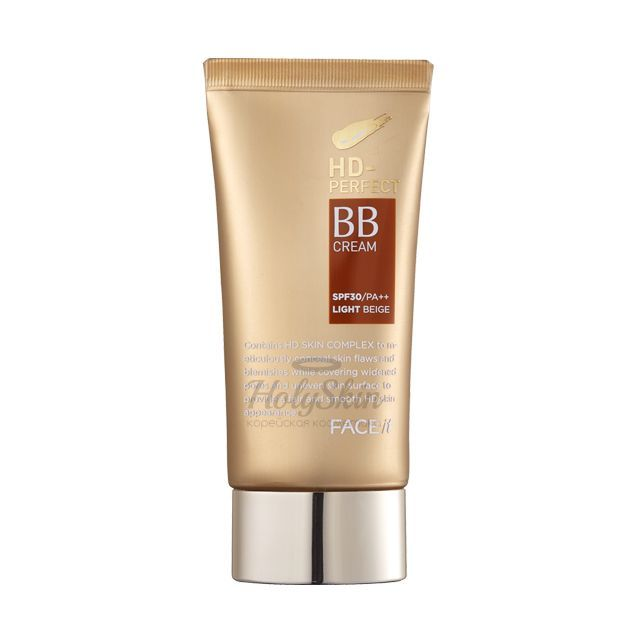 Face It HD Perfect BB Cream The Face Shop купить