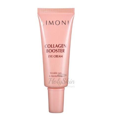 Купить Крем для век с коллагеном Limoni, Collagen Booster Lifting Eye Cream, Южная Корея