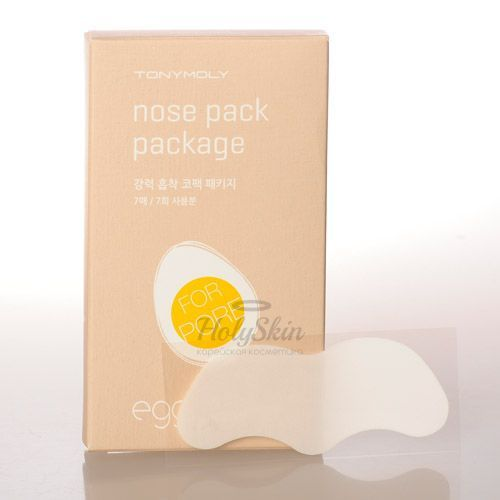 Egg Pore Nose Pack Package купить