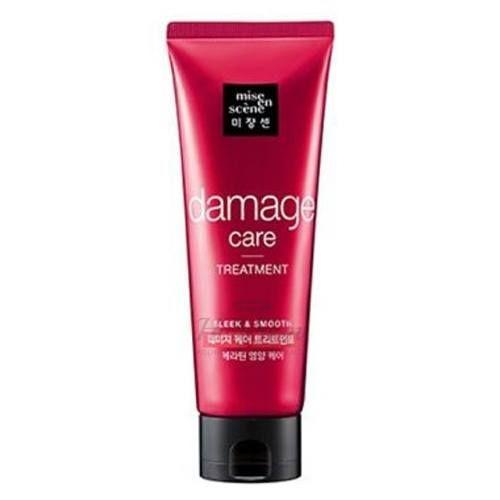 Купить Восстанавливающая маска для поврежденных волос Mise En Scene, Damage Care Treatment Pack 180ml, Южная Корея