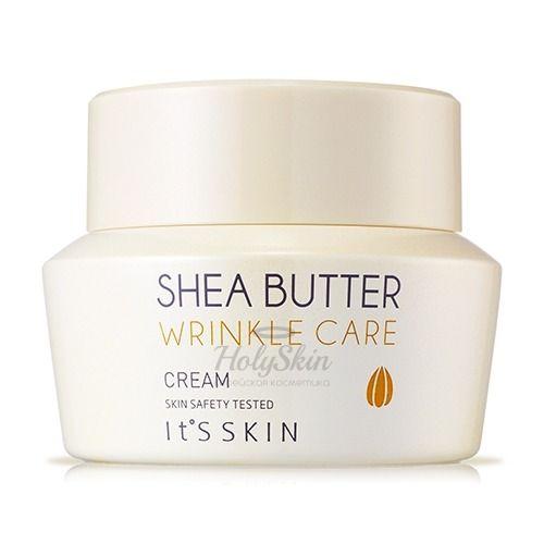 Крем-уход за проблемными участками эпидермиса It's Skin Shea Butter Wrinkle Care Cream фото
