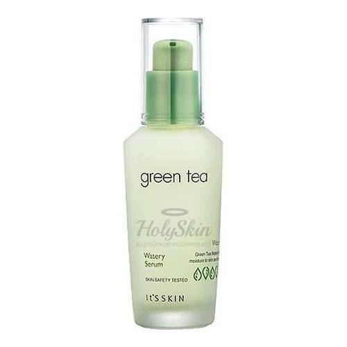 Купить Увлажняющая сыворотка для лица It's Skin, Green Tea Watery Serum, Южная Корея