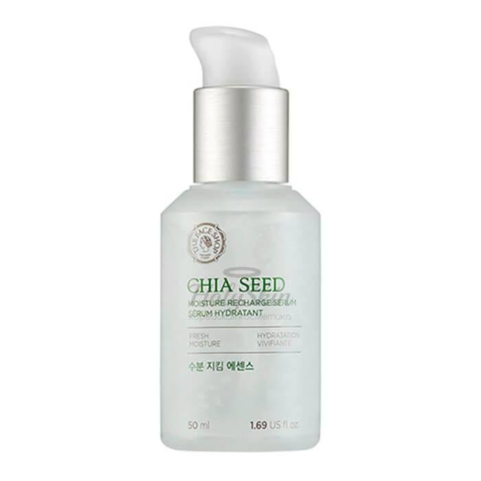 Купить Увлажняющая сыворотка The Face Shop, Chia Seed Moisture Recharge Serum, Южная Корея