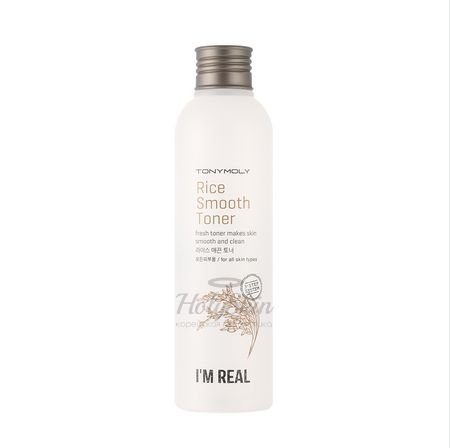 I'm Real Rice Soothing Toner Tony Moly купить