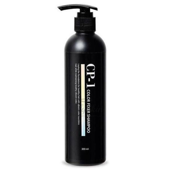 Шампунь для защиты цвета волос Esthetic House, CP-1 Color Fixer Shampoo, Южная Корея  - Купить