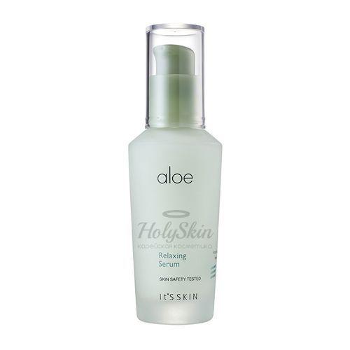 Купить Расслабляющая сыворотка для лица It's Skin, Aloe Relaxing Serum, Южная Корея