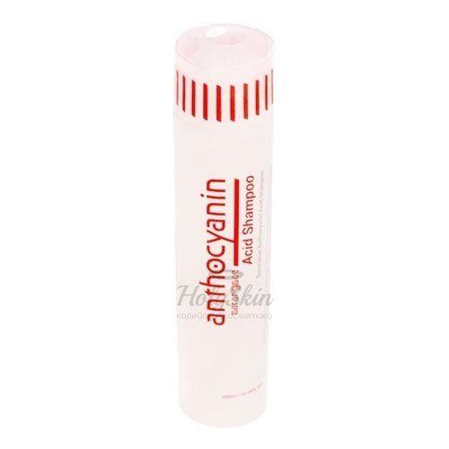 Кислотный шампунь Anthocyanin