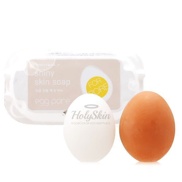 Egg Pore Shiny Skin Soap Tony Moly купить