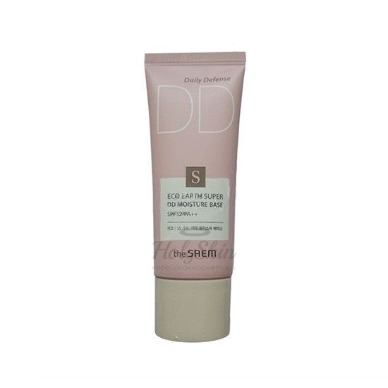 Eco Earth Super DD Moisture Base The Saem отзывы