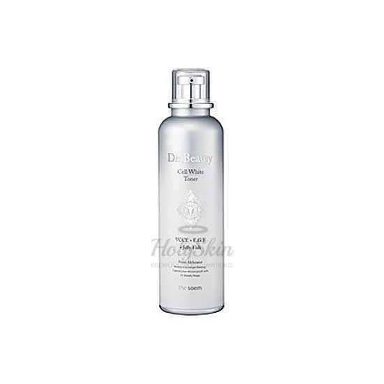 Dr. Beauty Cell White Toner купить