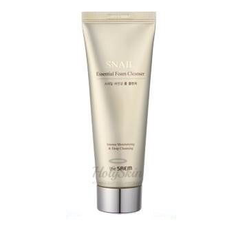 Snail Essential Foam Cleanser купить