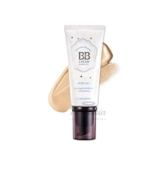 Precious Mineral BB Cream Cotton Fit Etude House