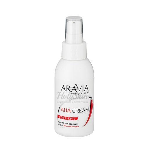 Крем против вросших волосков Aravia Professional Aravia Professional Крем против вросших волос с АНА кислотами фото