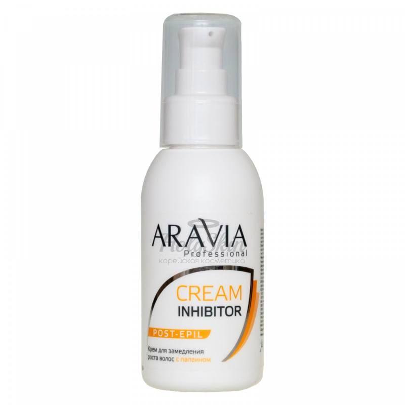 Купить со скидкой Крем для замедления роста волос Aravia Professional