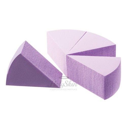 Набор треугольных спонжей Vivienne Sabo