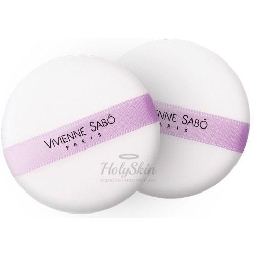 Купить Велюровые спонжи для макияжа Vivienne Sabo, Kit De Eponges De Maquillage En Velours, Франция