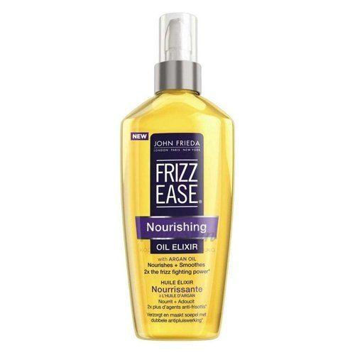 Купить Питательное масло элексир для питания и устранения ломкости волос John Frieda, Frizz-Ease Nourishing Oil Elixir, Южная Корея