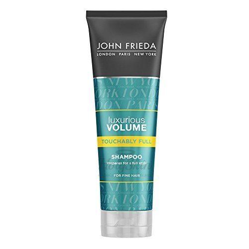 Шампунь для восстановления поврежденных и истонченных волос John Frieda