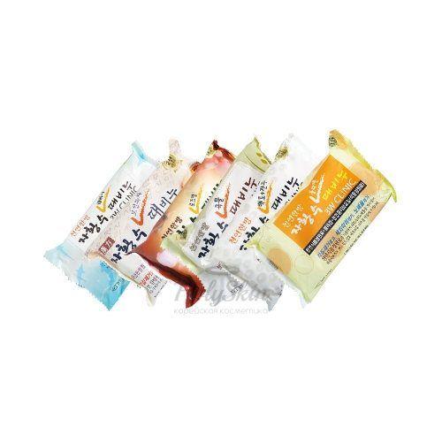 Купить Мыло для очищения и увлажнения кожи 3W Clinic, 3W Clinic Soap, Южная Корея