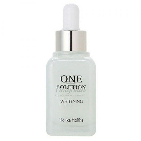 One solution Whitening Ampoule отзывы