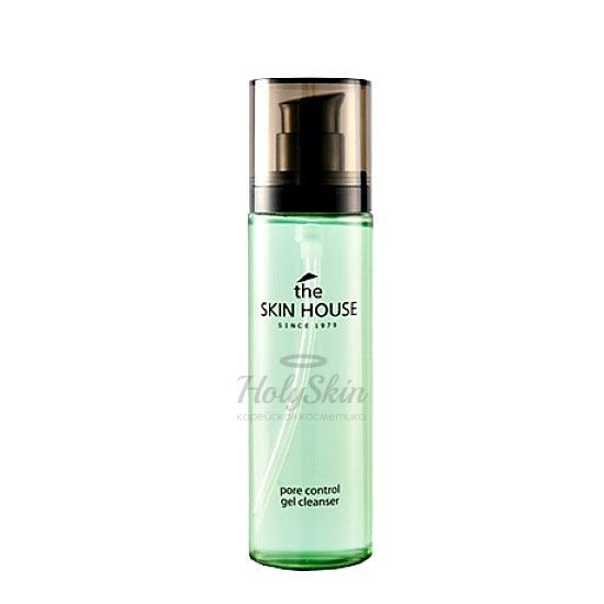 Pore Control Gel Cleanser The Skin House отзывы