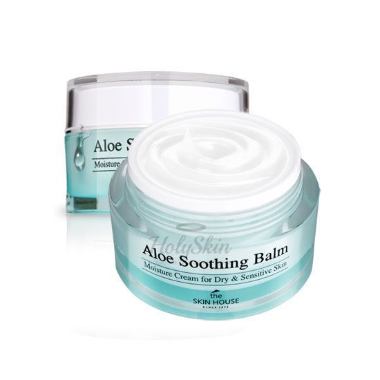 Aloe Soothing Balm The Skin House отзывы