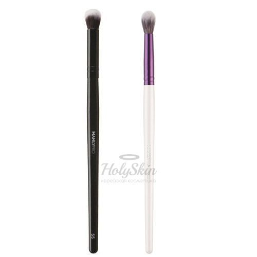 Купить Многофункциональная кисть для макияжа Manly PRO, Manly Pro Кисть круглая для растушевки сухих и кремовых текстур, Россия