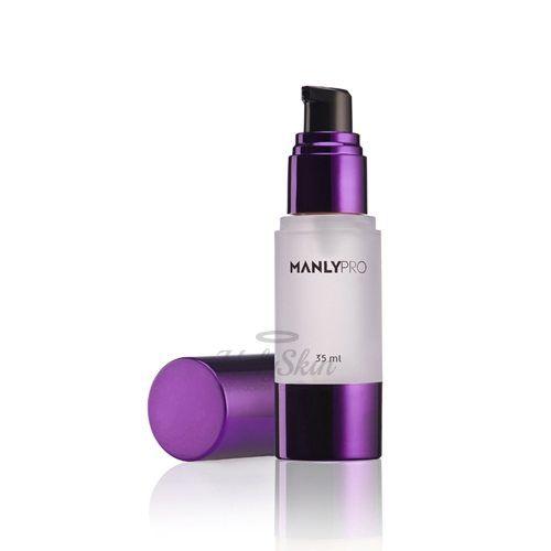 Шелковая база идеально выравнивает кожу, заполняет поры и подготавливает кожу к нанесению макияжа Manly PRO — Manly Pro База под макияж шелковая выравнивающая заполнитель пор
