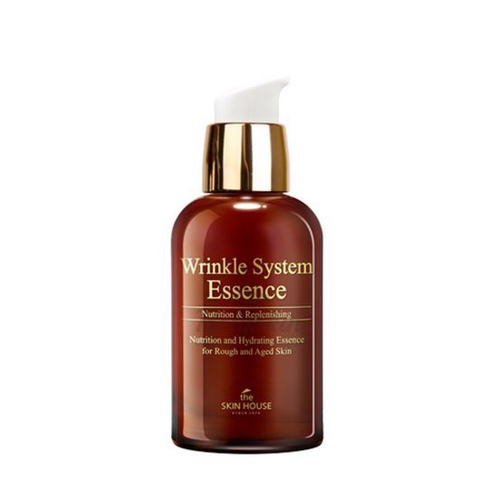 Wrinkle System Essence The Skin House купить