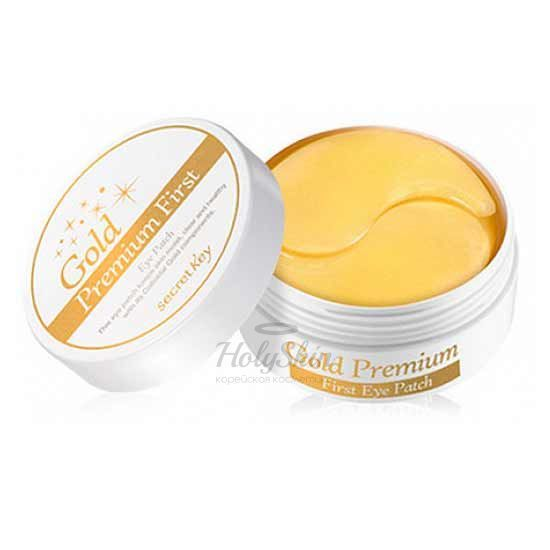 24K Gold Premium First Eye Patch отзывы