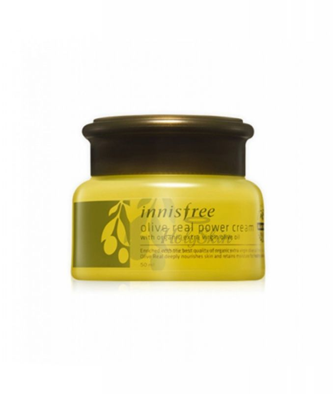 Olive Real Power Cream Innisfree купить