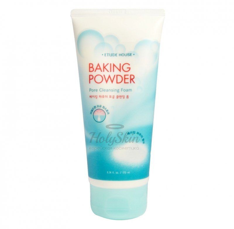 Baking Powder Pore Cleansing Foam отзывы