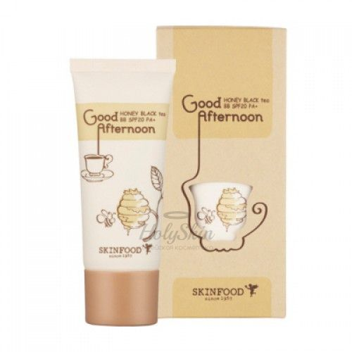 Good Afternoon Honey Black Tea BB Cream SKINFOOD отзывы