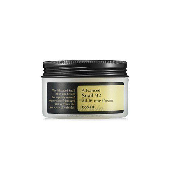 Купить Многофункциональный улиточный крем CosRX, Advanced Snail 92 All in One cream, Южная Корея