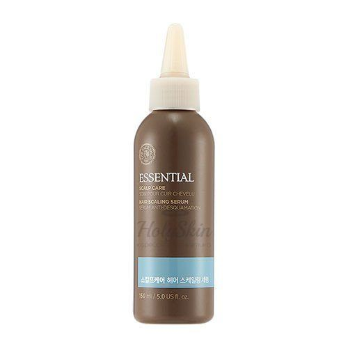Essential Scalp Care Hair Scaling Serum The Face Shop купить