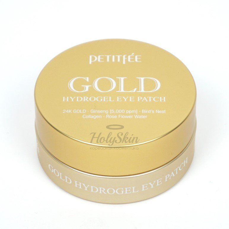 Petitfee Gold Hydrogel Eye Patch Petitfee