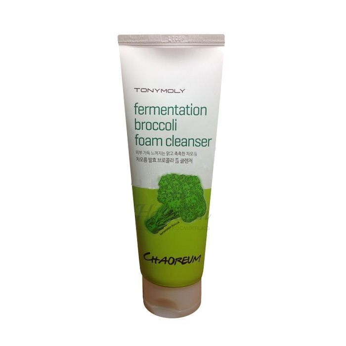 Chaoreum Fermentation Broccoli Foam Cleanser description