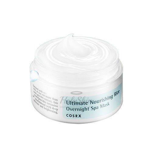 Ultimate Nourishing Rice Overnight Spa Mask отзывы