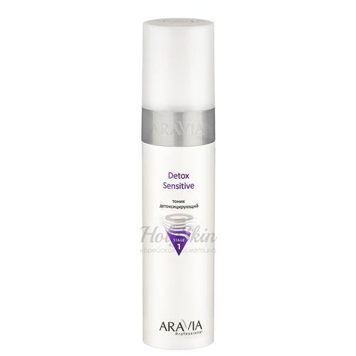 Освежающий тонер Aravia Professional — Aravia Professional Detox Sensitive