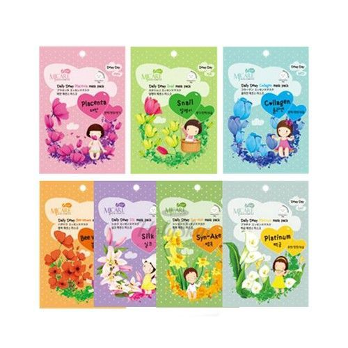Care Daily Dewy Mask Pack Mijin купить