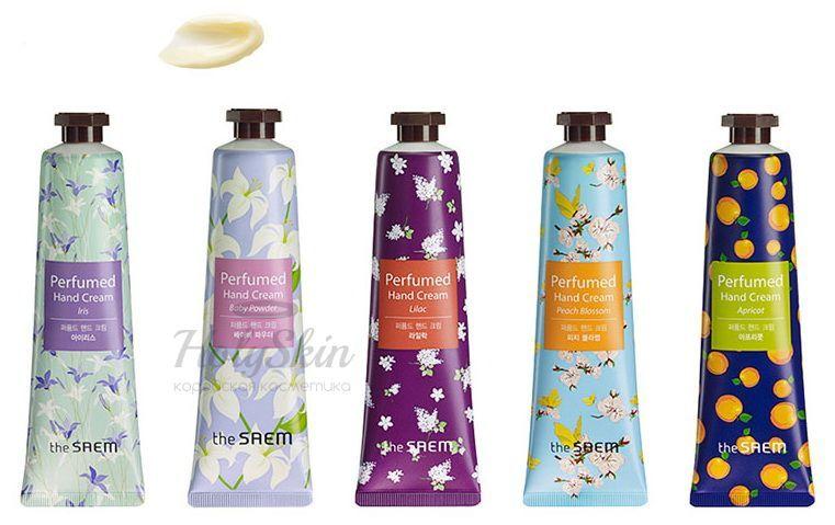Купить Парфюмированный крем для рук The Saem, Perfumed Hand Cream, Южная Корея