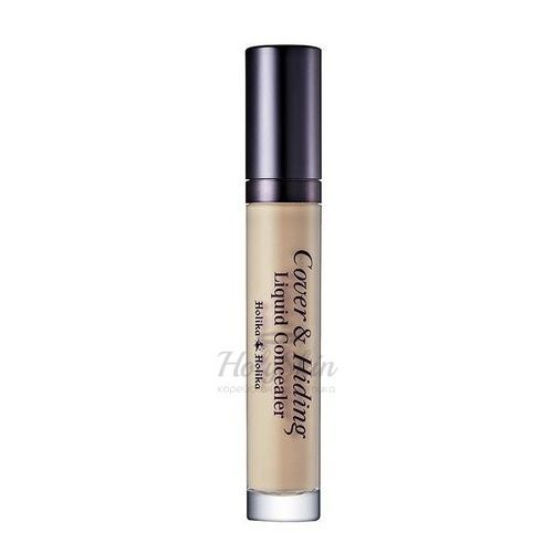 Cover & Hiding Liquid Concealer Holika Holika купить