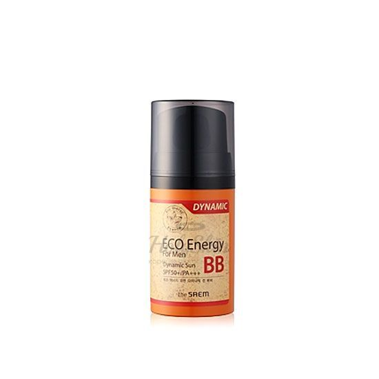 Eco Energy For Men  Dynamic Sun BB The Saem купить