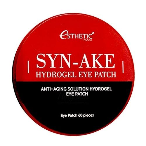 Гидрогелевые патчи Esthetic House — Syn-Ake Hydrogel Eye Patch