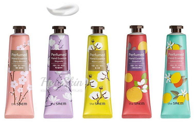 Perfumed Hand Essence The Saem купить