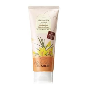 Healing Tea Garden Rooibos Tea Cleansing Foam The Saem отзывы