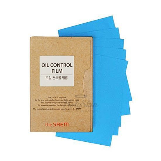 Saem Oil Control Film отзывы