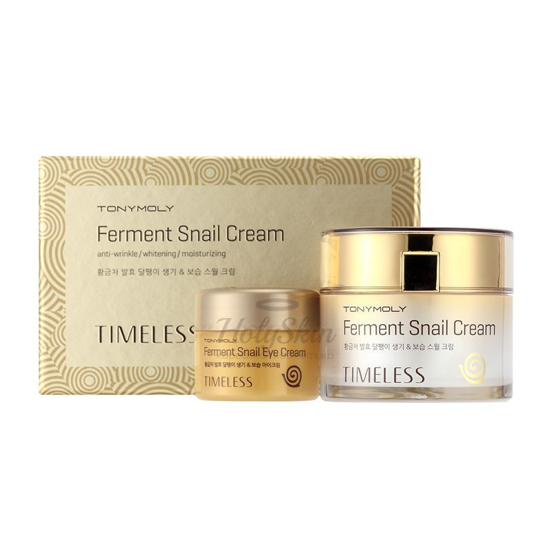 Timeless Ferment Snail Cream Tony Moly купить
